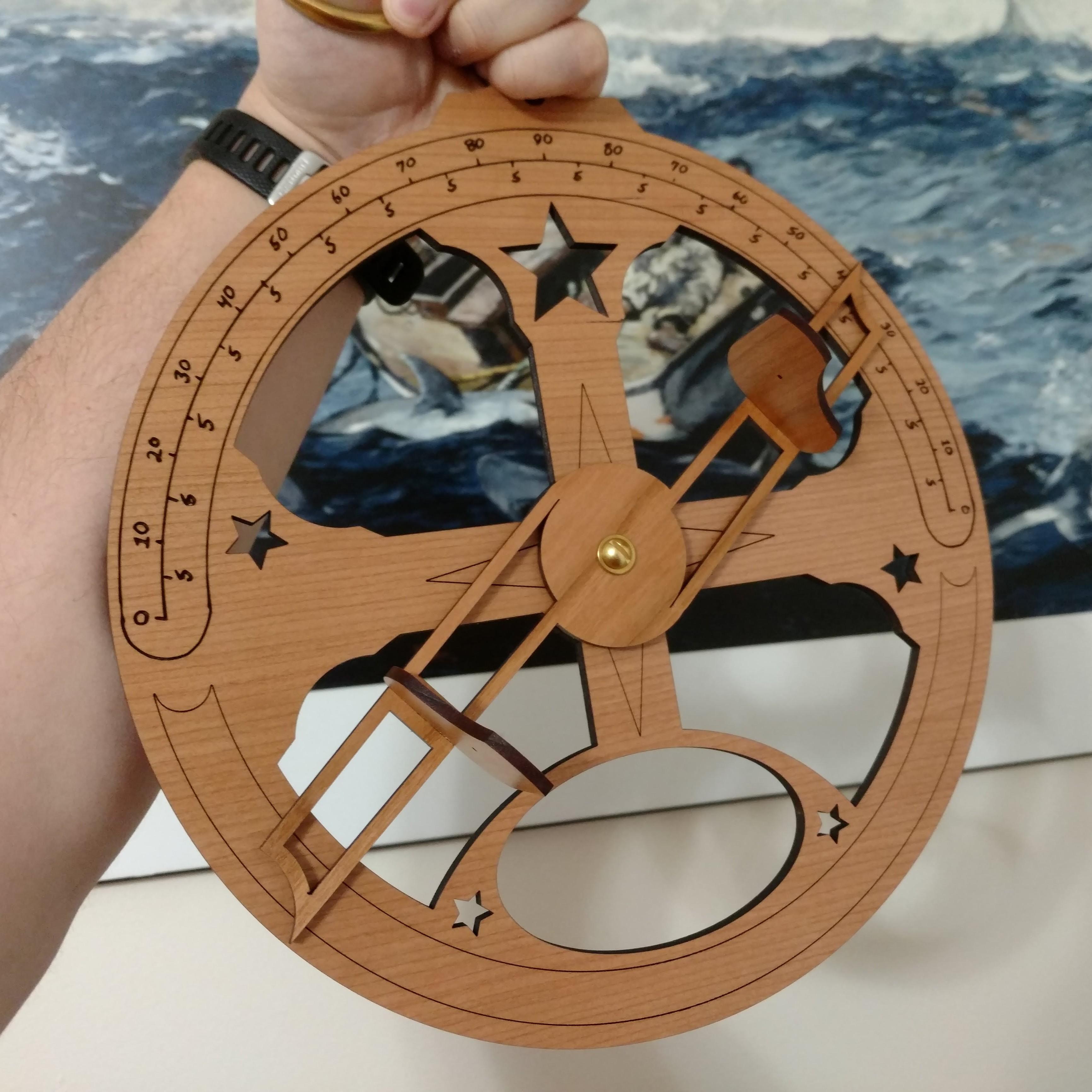 Mariner's Astrolabe